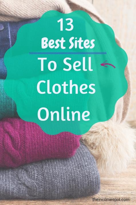 db8bcd159b The 13 Best Websites to Sell Clothes Online - Theincomespot